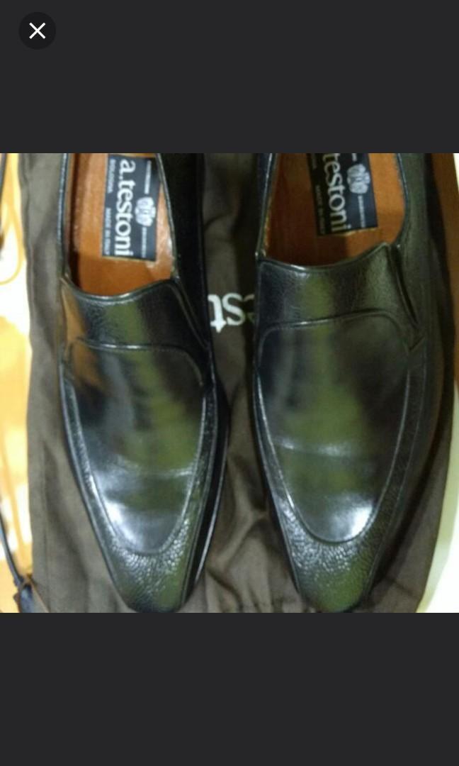 testoni dress shoes