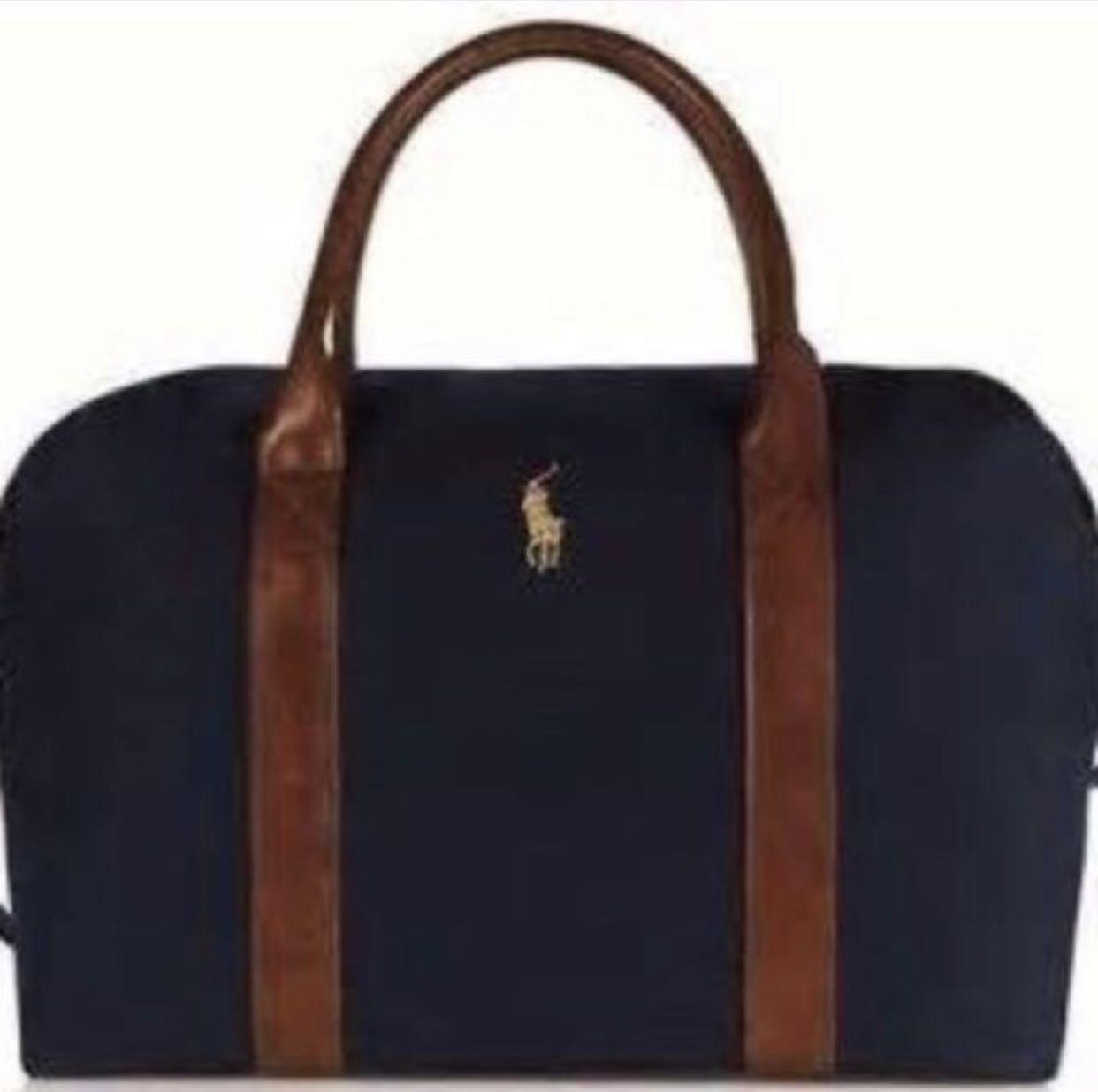 93e08a4d29 Ralph Lauren Duffle Bag
