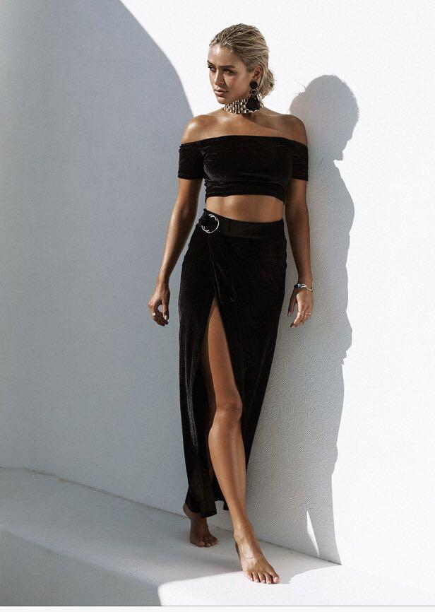 SABO SKIRT Sombra Set Extra Small Brand new with tags!