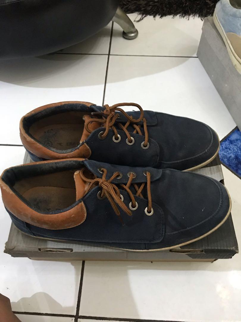sepatu casual diadora cowo murah BU size 42