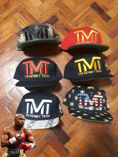 TMT BASEBALL CAP hat FLOYD