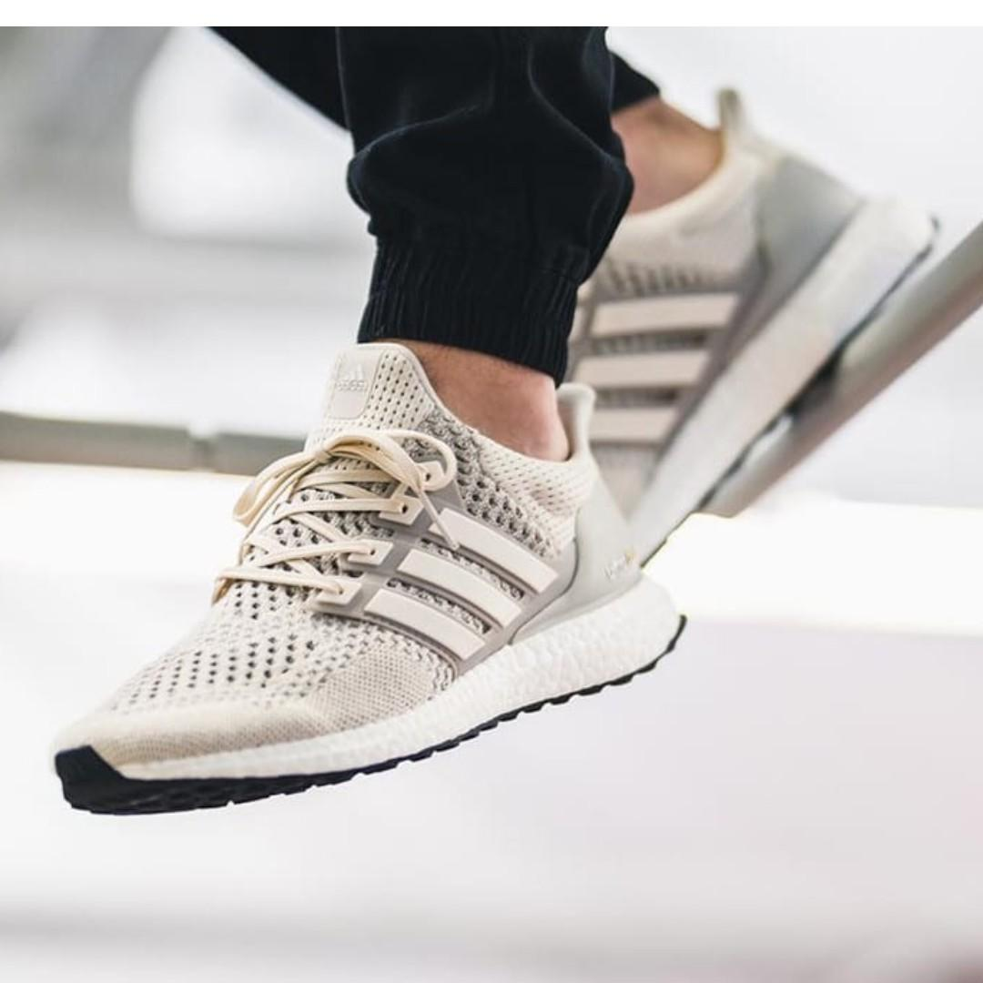 check out c19f3 ca5d0 Ultra Boost 1.0 Cream Chalk 2018, Men's Fashion, Footwear ...