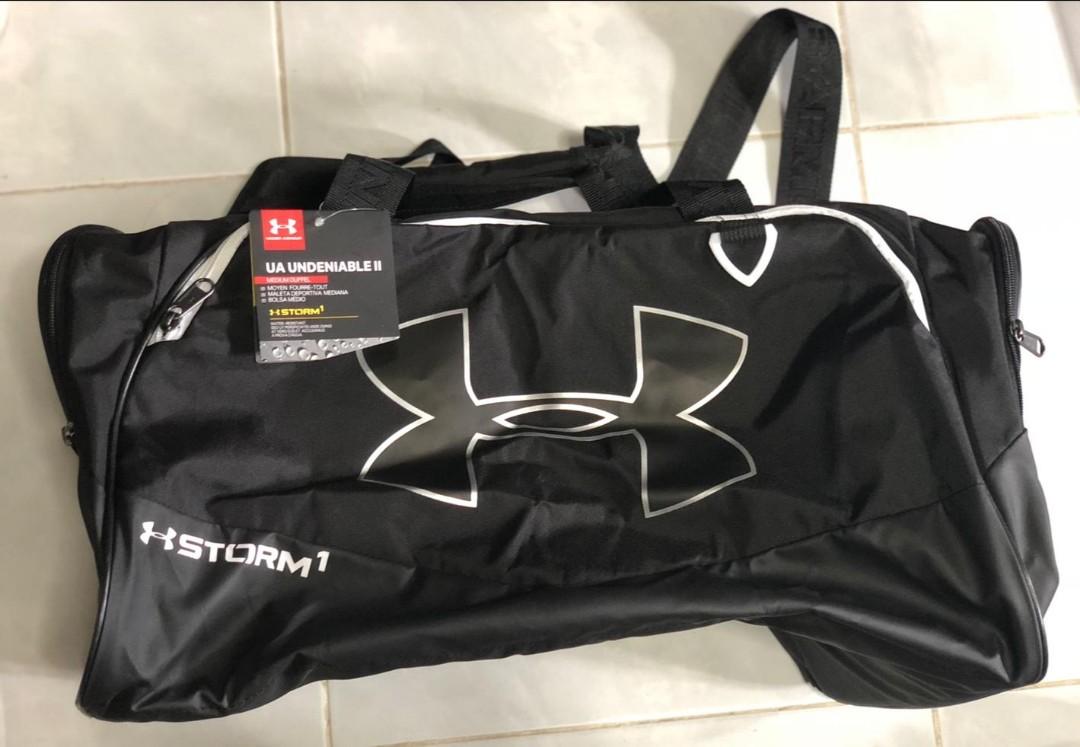 53e77915fb63 Under Armour duffel bag