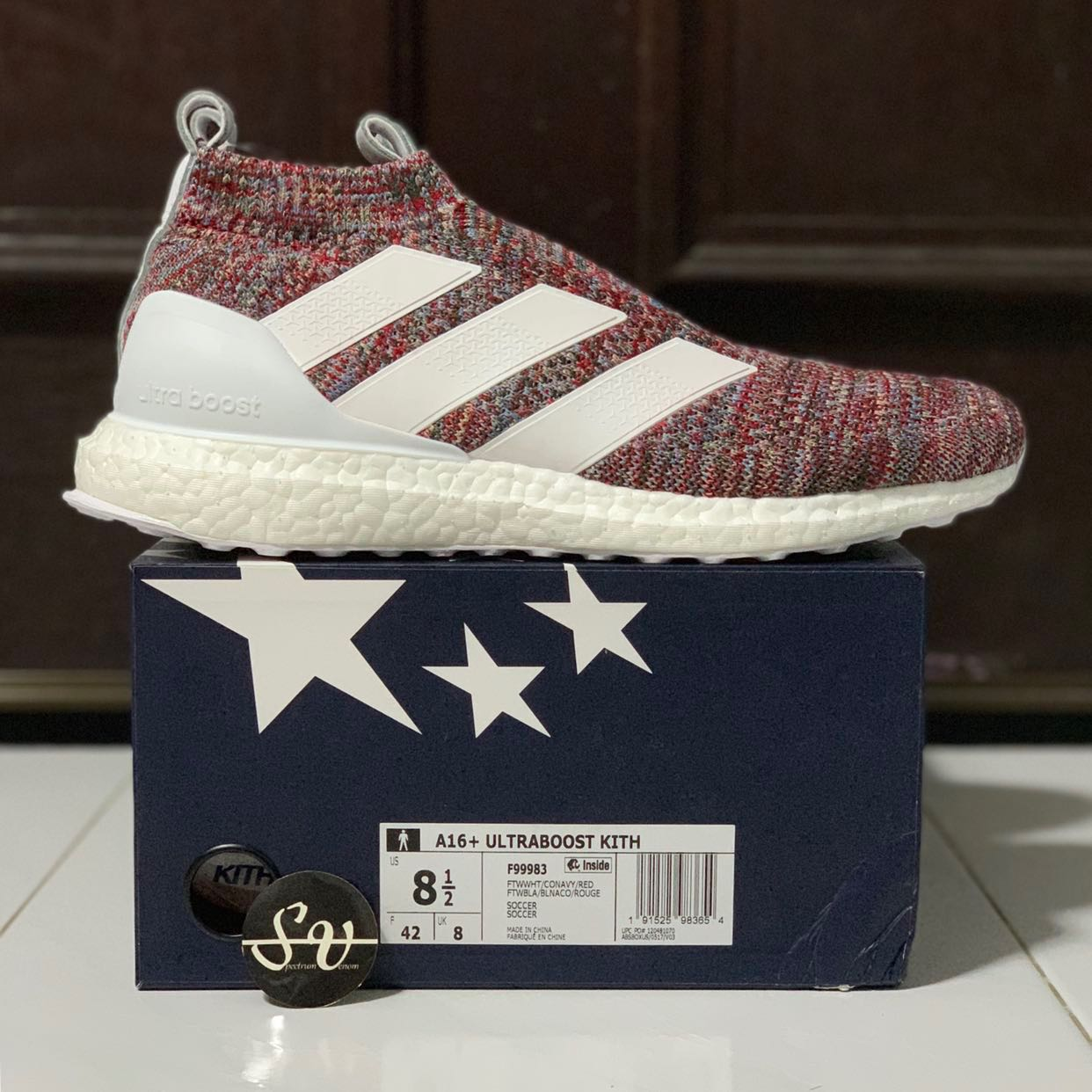 wholesale dealer 6ed47 83020 US8.5 Kith Ultraboost Copa Ace 16+ PureControl, Mens Fashion, Footwear,  Sneakers on Carousell