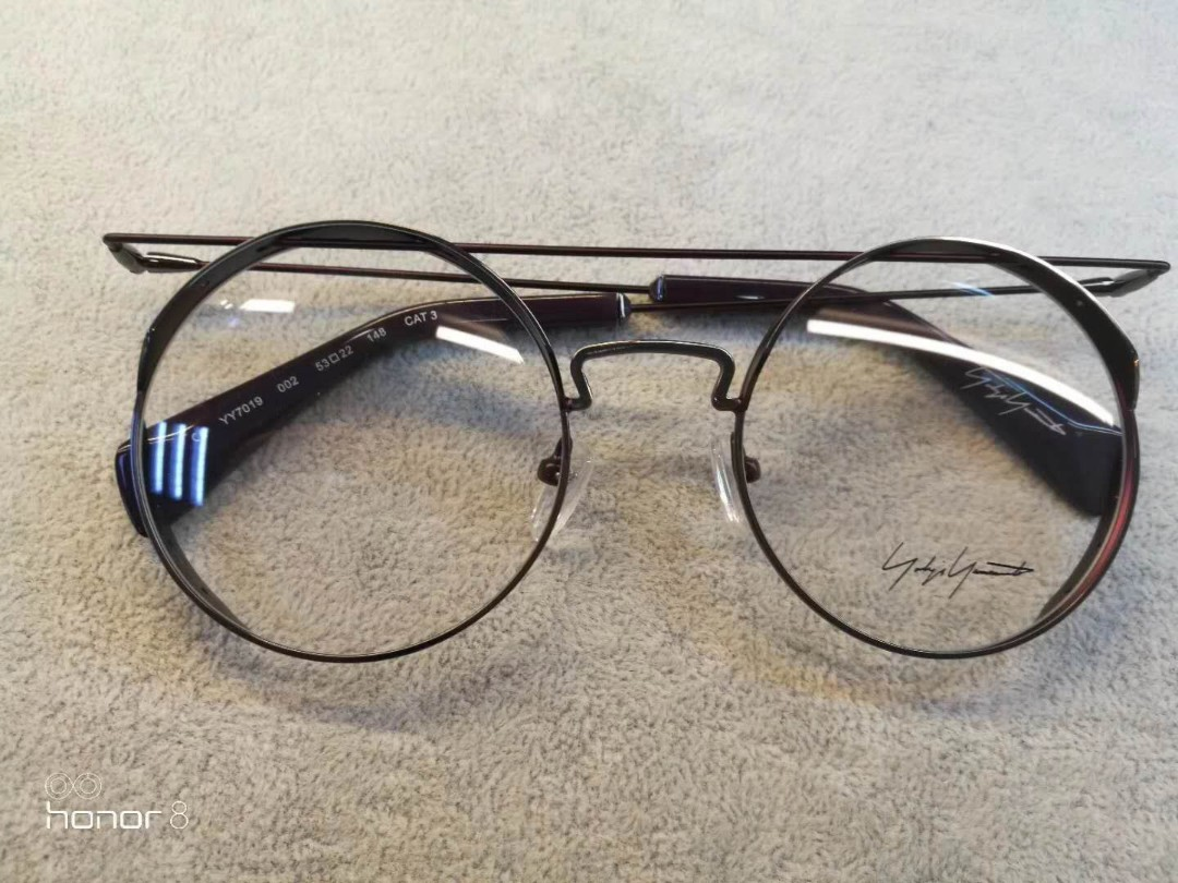 96bb69364 Yohji Yamamoto Eyewear, Men's Fashion, Accessories, Eyewear ...
