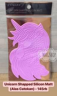 Unicorn silicon matt - alas catokan
