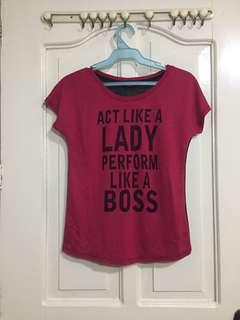 Lady Boss BNY Top