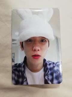 WTS Baekhyun For Life Official PC/photocard