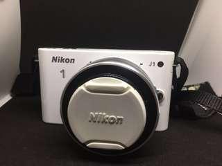 Nikon J1 微單眼 數位相機