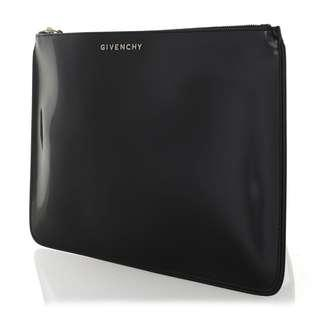 Givenchy Patent Clutch