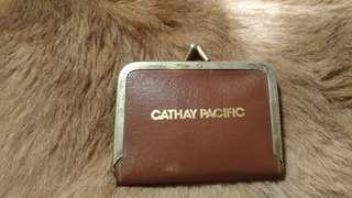 ☺ 古董 Vintage 國泰 Cathay Pacific 針線包