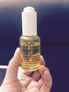 Kiehls daily reviving concentration