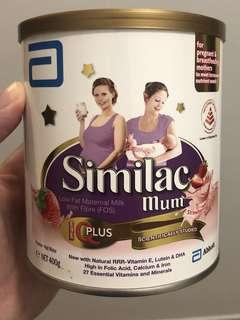 [for Mums] Similac 400grams Strawberry