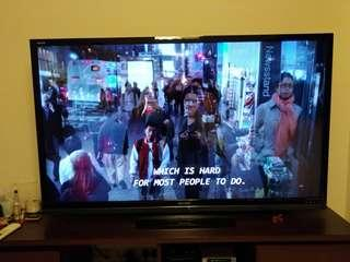 """Amazing deal on 70"""" LCD TV!"""