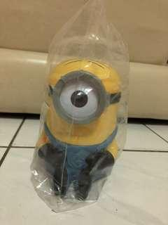 Minion Container Cereal Milk