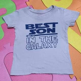 Best son in the galaxy shirt