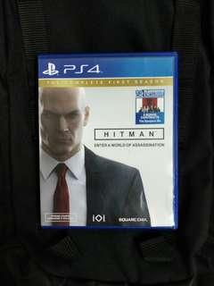 PS4 Hitman: the complete first season
