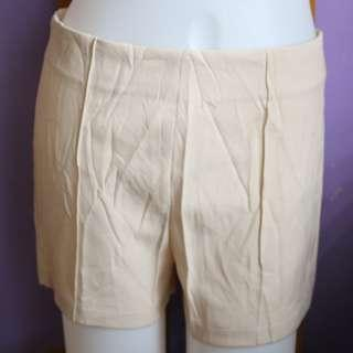 Light Brown Soft Shorts