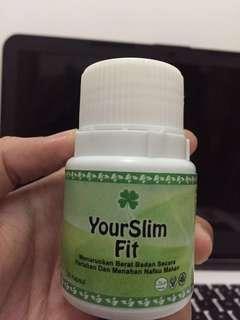 Yourslim Fit (capsul diet)
