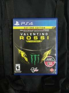 PS4 Valentino Rossi: The Game