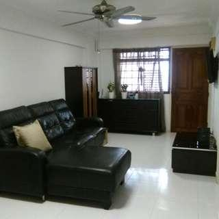 Owner's Agent - Near Chinatown MRT/ City Area 2+1+1 Blk 34 Upper Cross Street Whole Unit for Rent