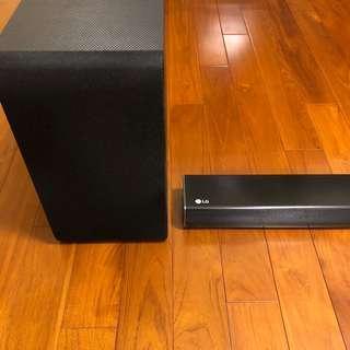 LG Soundbar SH4