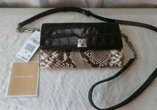 Authentic $268 Michqel Kors Natalie bag