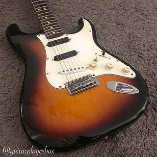 Fender Standard Stratocaster *with Upgrades