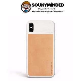 [IN-STOCK] iPhone Xs Max Case || Moment Photo Case in Tan Leather - Thin, Protective, Wrist Strap Friendly case for Camera Lovers.