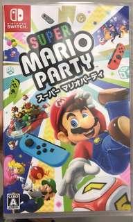 MARIO PARTY 新淨