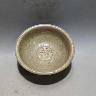 東晉越窯茶盞 寬11.5cm 高4.5cm
