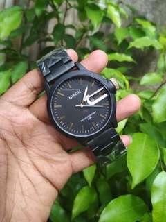 Jam tangan nixon chroncicle rantai