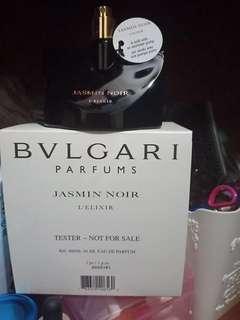 Parfum Tester Bvlgari Jasmin Noir L'Elixir EDP 50 ml