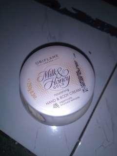 Milk&honey hand&body cream