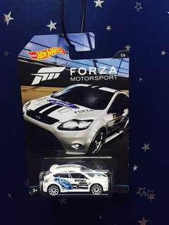 Hot Wheels FORZA FORD FOCUS