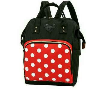 Brand New Minnie Mouse Diaper Bag