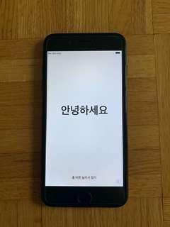 iPhone 7+ Space Grey 128GB
