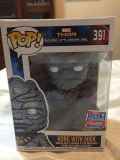 Korg funko pop funko fall exclusive