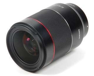 Samyang 35mm F1.4 AF FE (E mount) | Prime Lens