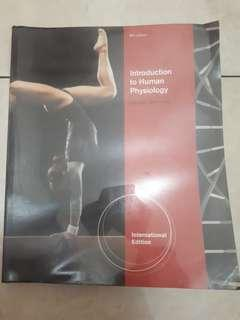 Sherwood's introduction to human physiology international edition 8th edition