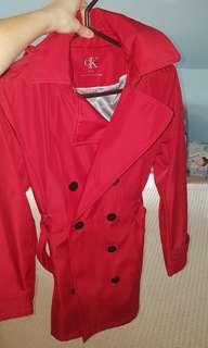 Calvin Klein Spring Coat