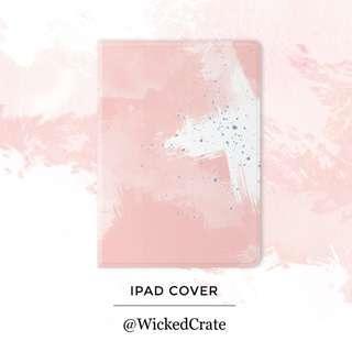 PO: Rose Quartz iPad Cover