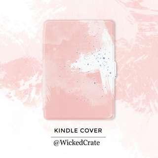 PO: Rose Quartz Kindle Cover