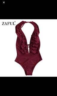 Zaful One Piece Swimsuit (small)