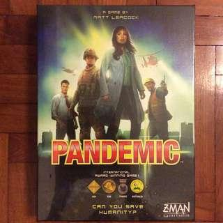 Pandemic 2013 edition board game (NOT FAKE)