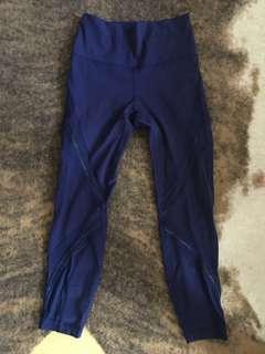 Lululemon Mesh tights - size 6 - worn twice