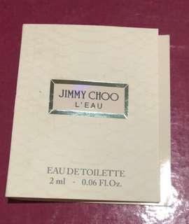 Vial Jimmy Choo