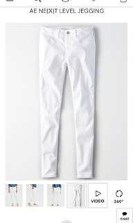 White Jeans ( american eagle )