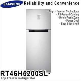 Samsung 2 door fridge 460l (price reduced)