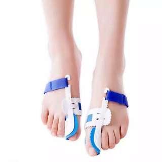 Bunion Corrector Toe Straightener Bunion Adjuster Orthotics Hallux Valgus Corrector Foot Care Pedicure Tool Bone Thumb Toes Separator